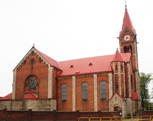 Kościół św. Marcina i Wyznawcy w Starych Tarnowicach