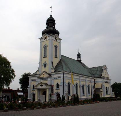 Kościół św. Teresy od Dzieciątka Jezus w Rybniku Chwałowicach