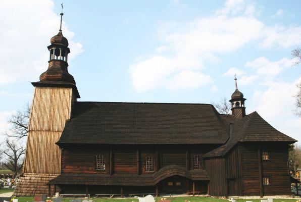 Kościół św. Trójcy w Koszęcinie