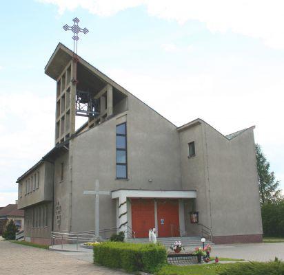 Kościół w Rusinowicach