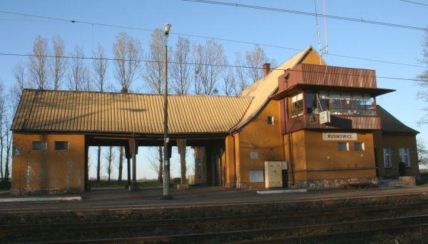 Rusinowice - stacja kolejowa
