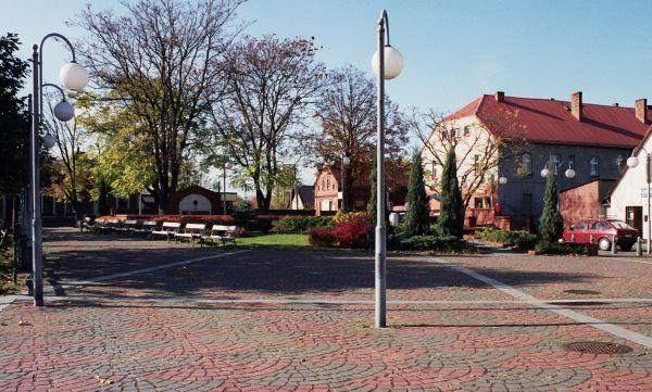 Rynek w Koszęcinie