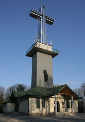 Sanktuarium Chrystusowego Krzyża i Matki Bożej Królowej Pokoju na Liwoczu