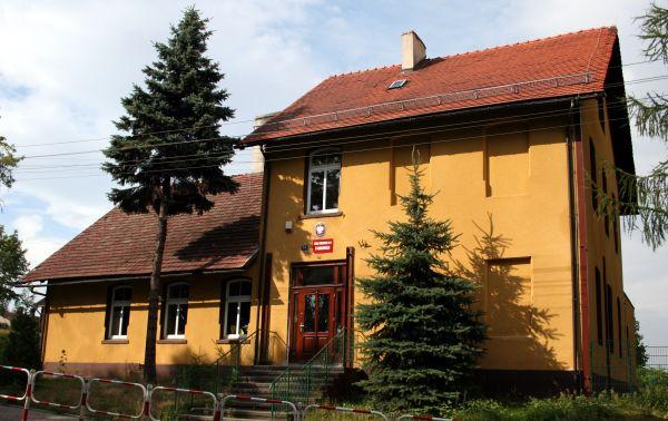 Szkoła podstawowa w Marklowicach Górnych