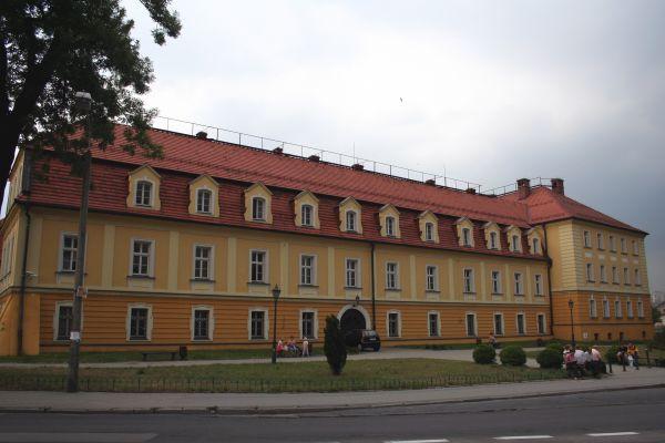 Zamek w Rybniku (obecnie budynek Sądu Rejonowego)