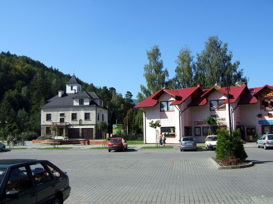 Centrum Międzybrodzia Bialskiego