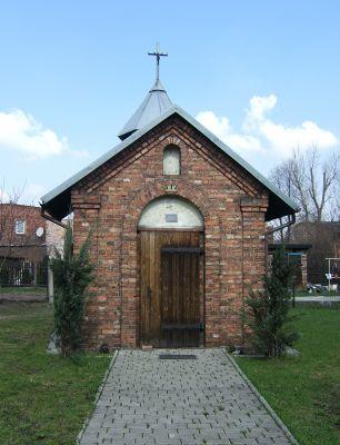 """""""Kaplica Szwedzka"""" w Piotrowicach (dzielnica Katowic) przy ul. Grottgera"""