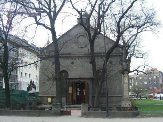 Kościół Trójcy Świętej w Gliwicach