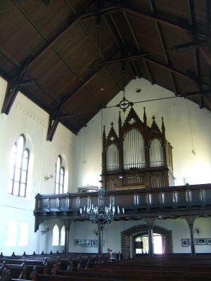 Organy ewangelickiego kościoła Zbawiciela w Szopienicach