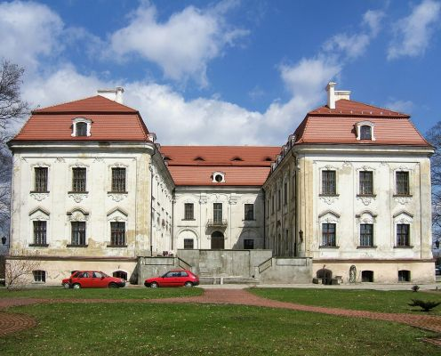 Pałac barokowy w Sośnicowicach