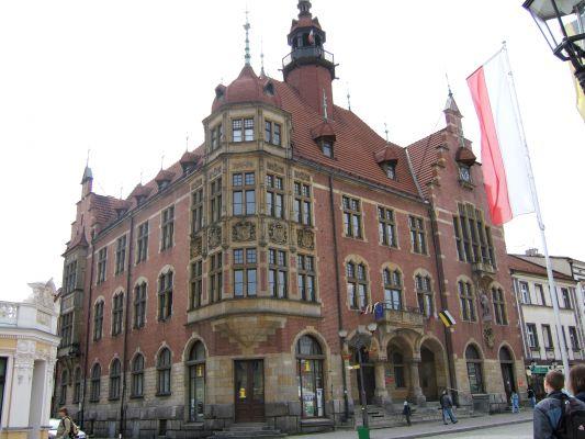Ratusz w Tarnowskich Górach