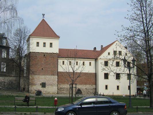Śródmieście - Zamek Piastowski