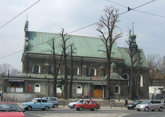 Wojska Polskiego - Kościół Podwyższenia Krzyża Świętego