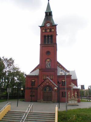 Kościół św. Jana i Pawła w Dębie - Katowice