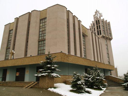 Kościół Wniebowzięcia NMP w Radzionkowie-Rojcy