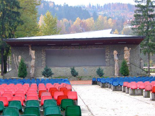 Amfiteatr w Brennej