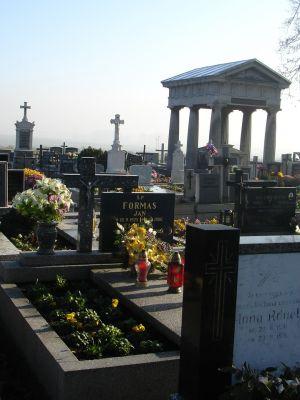 Cmentarz w Wilamowicach