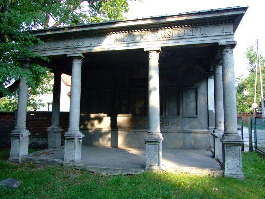 Cmentarz żydowski w Lublińcu