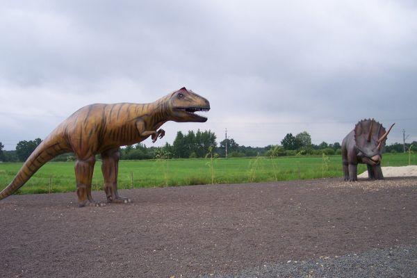 Dinopark w Krasiejowie