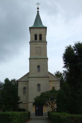 Kościół ewangelicki Krzyża Chrystusowego w Oleśnie