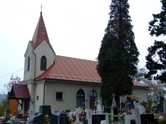 Kościół ewangelicko-augsburski apostoła Jana w Górkach Wielkich
