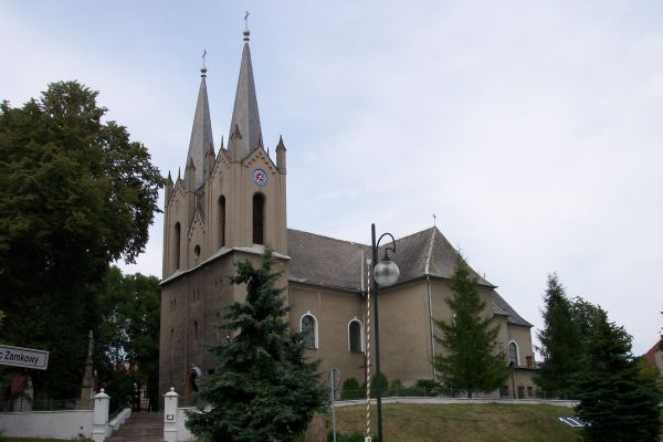 Kościół p.w. św. Andrzeja Apostoła w Ujeździe