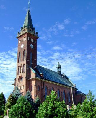 Kościół p.w. Trójcy Przenajświętszej w Błędowie
