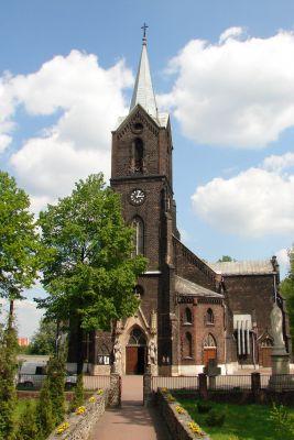 Kościół pw. św. Augustyna w Lipinach