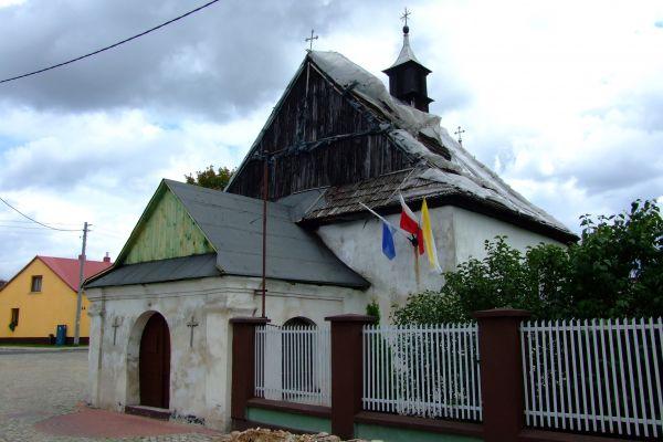 Kościół św. Barbary w Żarkach