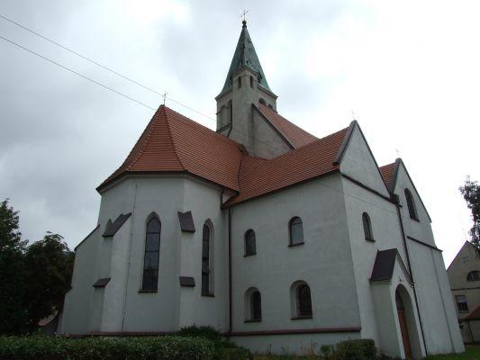 Kościół św. Michała w Oleśnie