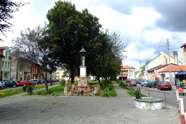 Rynek w Żarkach