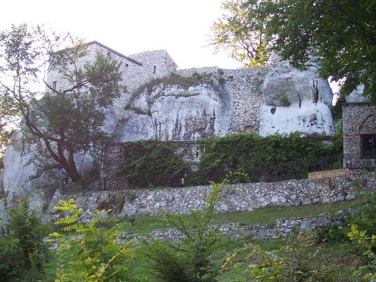Zamek w Morsku