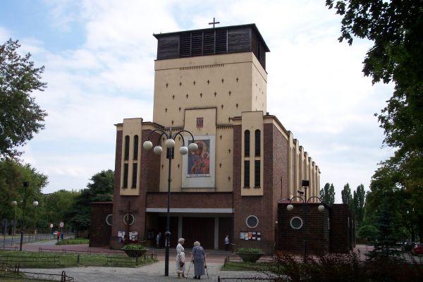 Zatorze - Kościół Chrystusa Króla