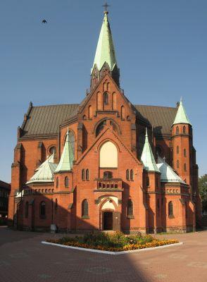 Katowice Załęże, kościół św. Józefa