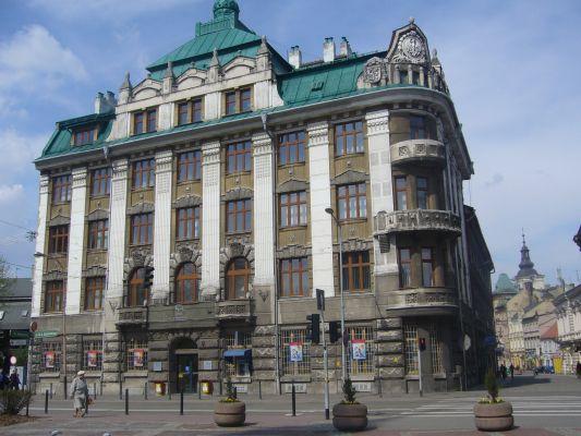 Biała Krakowska ul. Stojałowskiego