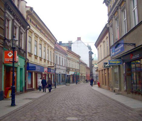 Bielsko-Biała - Biała Krakowska, ul. 11 Listopada