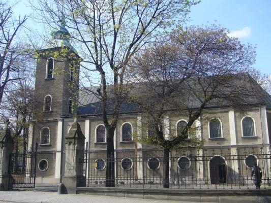 Kościół garnizonowy św. Trójcy w Bielsku-Białej
