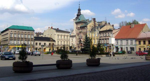Plac Wojska Polskiego w Bielsku-Białej