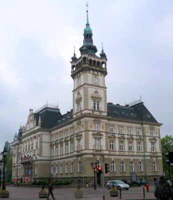 Ratusz w Białej Krakowskiej