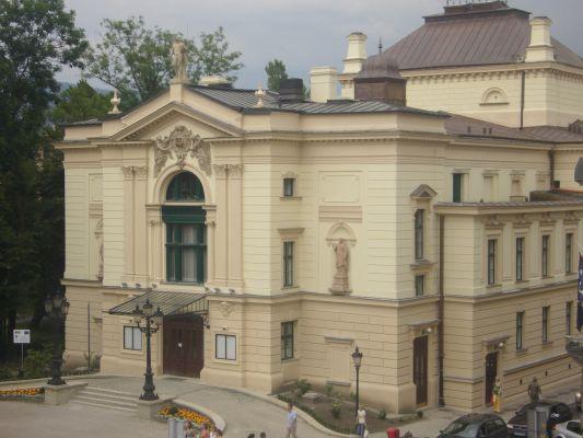 Teatr Polski w Bielsku-Białej - Dolne Przedmieście