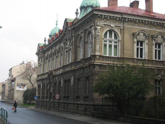 Willa Rosta w Bielsku-Białej (Biała Krakowska)