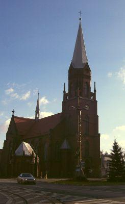 Kościół parafialny pw. św. Jadwigi Śląskiej w Szopienicach