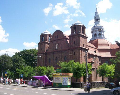 Kościół św. Anny w Janowie