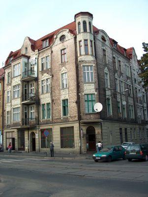 Katowice Załęże - ul. Gliwicka 111