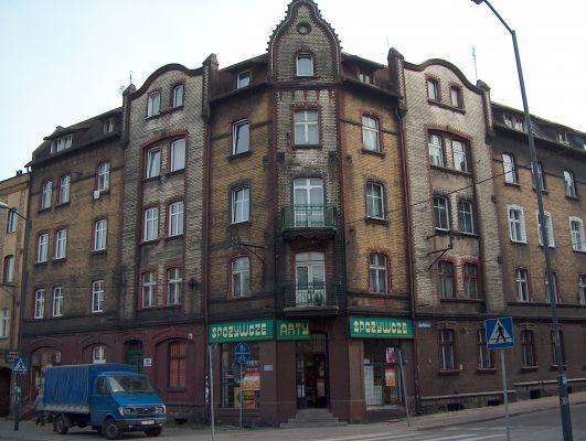 Katowice Załęże - ul. Gliwicka 154