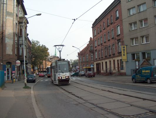 Katowice Załęże - ul. Gliwicka