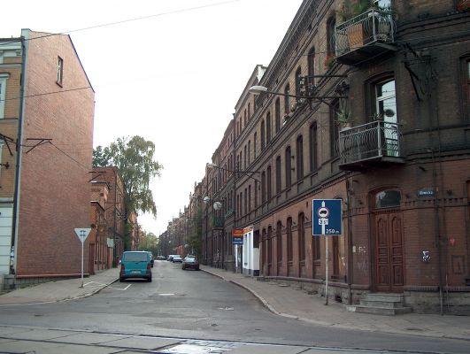 Katowice Załęże - ul. Janasa