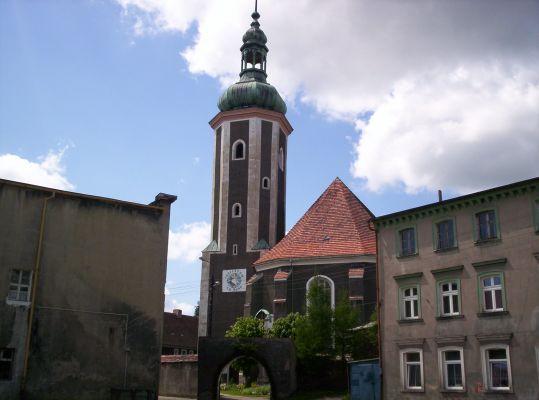 Kościół parafialny Zwiastowania NMP w Mirsku