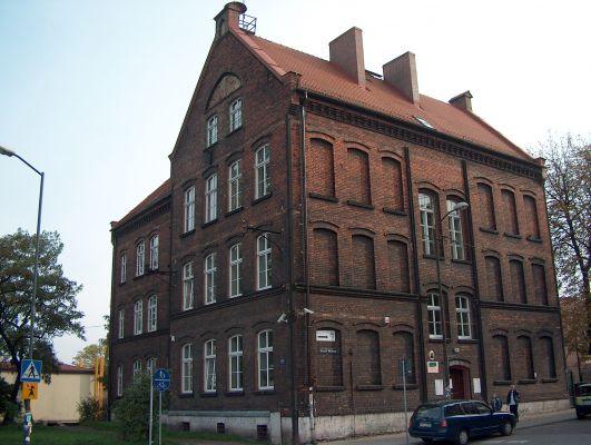 Ulice Wolskiego w Katowicach-Załężu