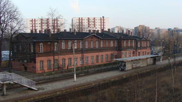 Dworzec kolejowy Sosnowiec Południowy